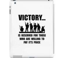 Victory Military iPad Case/Skin