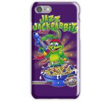 Jazz JackrabBITS iPhone Case/Skin