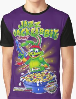 Jazz JackrabBITS Graphic T-Shirt