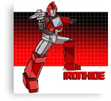 Transformers Ironhide Canvas Print