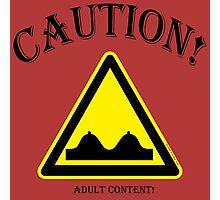 CAUTION!   ADULT CONTENT! Photographic Print