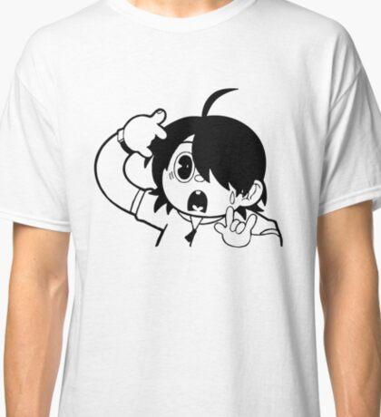 Araragi Kyomi Bakemonogatari Classic T-Shirt