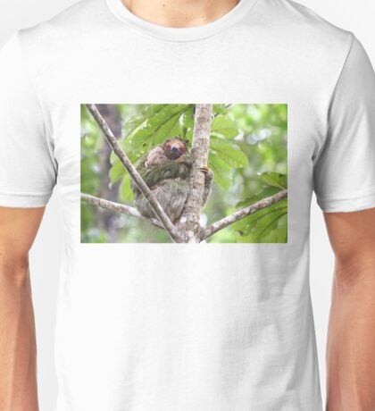 Momma Sloth - Costa Rica T-Shirt