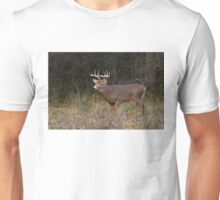 On the hunt - White-tailed deer Buck Unisex T-Shirt