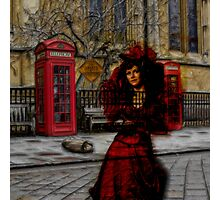 Ghosts in London  Photographic Print