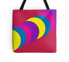 The Happy Gumball Collection - Magenta Tote Bag