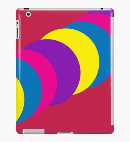 The Happy Gumball Collection - Magenta iPad Case/Skin