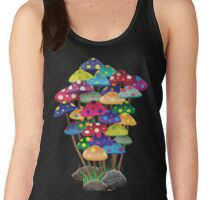 Planet Shroom Women's Tank Top