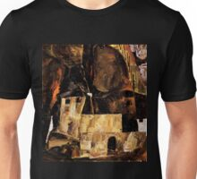 Egon Schiele Abstract expression Unisex T-Shirt