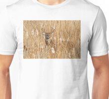 Marsh King - White-tailed deer Buck Unisex T-Shirt