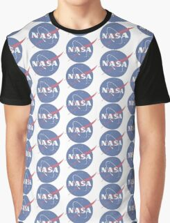 n a s a Graphic T-Shirt