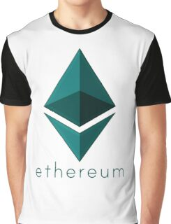 Ethereum emerald  Graphic T-Shirt