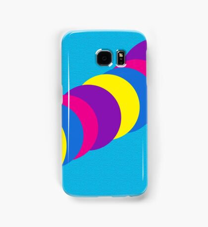 The Happy Gumball Collection - Blue Dude Samsung Galaxy Case/Skin
