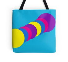 The Happy Gumball Collection - Blue Dude Tote Bag