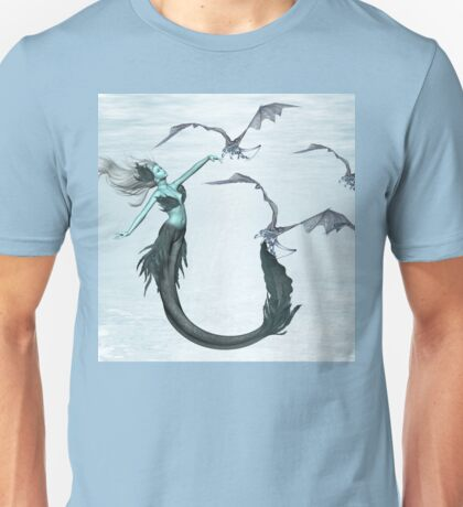 Call of the Sea Dragons Unisex T-Shirt
