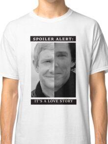 JOHNLOCK | Love Story Classic T-Shirt