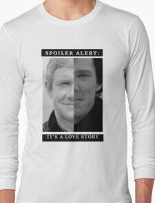 JOHNLOCK | Love Story Long Sleeve T-Shirt