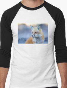 Red Fox - Algonquin Park, Canada Men's Baseball ¾ T-Shirt