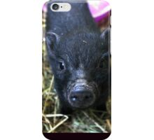 This Little Piglet Stayed Home iPhone Case/Skin