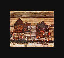 Egon Schiele Town Painting Unisex T-Shirt