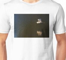 Into the Light - Snowy Egret T-Shirt