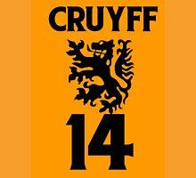 70's football gods #2 Johan Cruyff Unisex T-Shirt