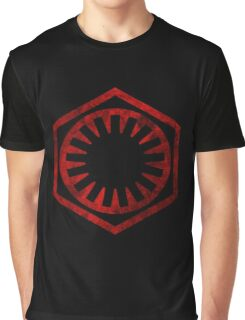 The First Order Symbol Graphic T-Shirt