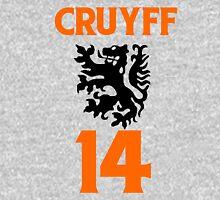 70's football gods #2.1 Johan Cruyff. Unisex T-Shirt