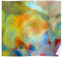 From The Painting Easel #9 Poster