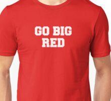 Go Big Red Unisex T-Shirt