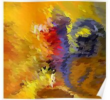 From The Painting Easel #8 Poster