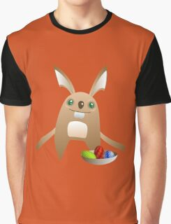 Easter Bunny 3 Graphic T-Shirt