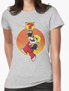 MARIOMASTERS Womens Fitted T-Shirt