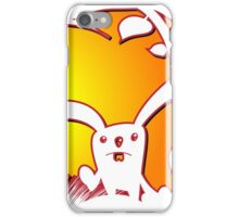 Easter Bunny 4 iPhone Case/Skin