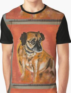 """Sassy"" Oil Painting by Jon Denby  Graphic T-Shirt"