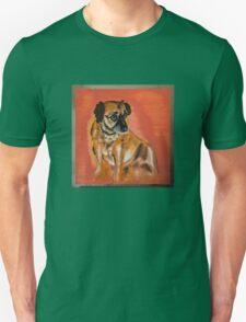 """Sassy"" Oil Painting by Jon Denby  Unisex T-Shirt"