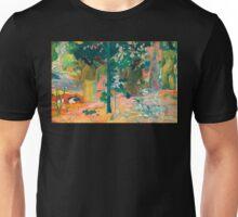 Paul Gauguin Women by the Lake Unisex T-Shirt