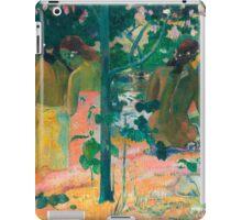 Paul Gauguin Women by the Lake iPad Case/Skin
