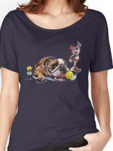 Boys Toys Tee Women's Relaxed Fit T-Shirt