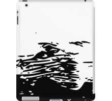 Dry brush iPad Case/Skin