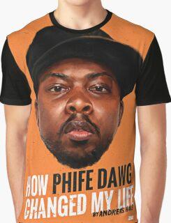 RIP phife dawg  Graphic T-Shirt
