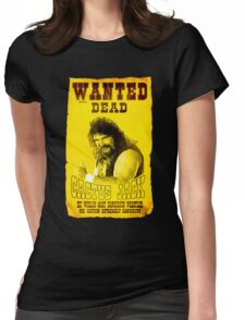 cactus jack t shirt Womens Fitted T-Shirt