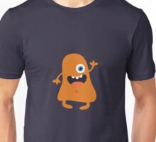 Cute Monster  Unisex T-Shirt
