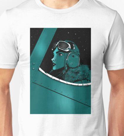 aviatrix Unisex T-Shirt