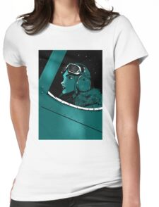 aviatrix Womens Fitted T-Shirt