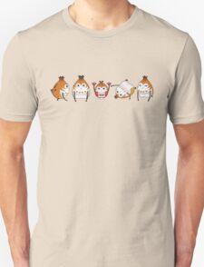 Paissa Brats and Doll (Horizontal) Unisex T-Shirt