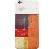 Composition 11 iPhone Case/Skin