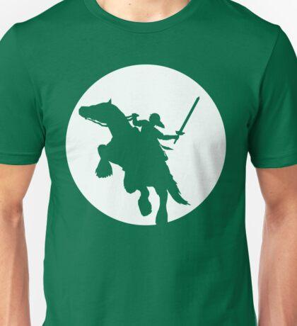 Link and Epona - Zelda Ocarina of Time  Unisex T-Shirt