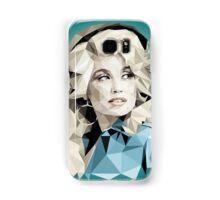 Dolly Parton Pixel Art Samsung Galaxy Case/Skin
