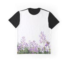 Lupine Graphic T-Shirt
